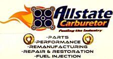 Carter AFB and Edelbrock Carburetor Main Jets NEW .113