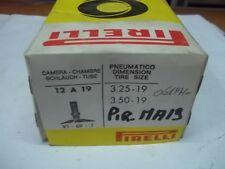 camera d'aria 12 a 19  3 25 19  -  3 50 19  pirelli    *pesolemotors*