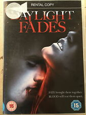 Matthew Stiller, Rachel Miles DAYLIGHT FADES ~ 2009 Horror / Thriller DVD