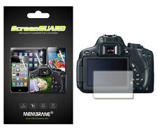 6 x Screen Protectors for Canon EOS 650D (Rebel T4i) - Clear Guards Covers Films