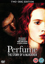 Perfume - The Story of a Murderer DVD (2007) Ben Whishaw, Tykwer