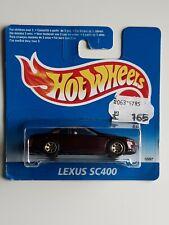 Hot Wheels Lexus SC400 In Blister Pack
