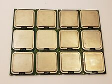 28x Lot CPU Gold 775 Intel Pentium 4 Xeon D Core Duo Duel QLUJ SL9QR SL94P 3.4 G