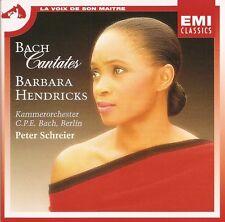 Bach Cantatas / Barbara Hendricks