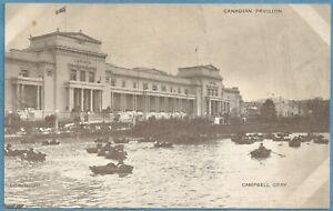 British empire exhibition 1924 CANADIAN PAVILION; Heelway press
