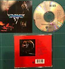 Van Halen Self Titled CD Original Release Like New!