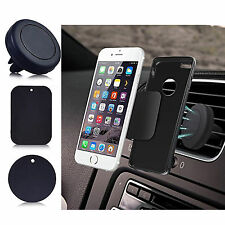 Universal Magnetic Magnet Air Vent Car Cell Phone GPS Holder Mount Cradle NEW