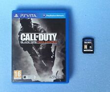 Call Of Duty Black Ops Declassified PS Vita PlayStation PSV
