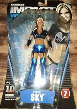 """VELVET SKY 6 """" TNA Deluxe Impact Wrestling Series #11"""