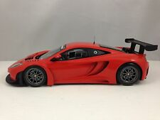 Minichamps McLaren MP4-12C GT3 2013 Red Sealed Body Model 1/18