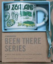 Starbucks Been There Demi Ornament Mug New Zealand Neu Seeland, 2 oz neu SKU OVP