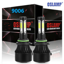 9006 HB4 High Power 1400W LED High/Low Beam Bulbs 6000K White Headlight Light US
