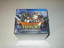 Dragon Quest Heroes World Tree's Woe Blight Below Slime Collector's Edition PS4