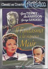Dvd **IL FANTASMA E LA SIGNORA MUIR** nuovo sigillato 1947