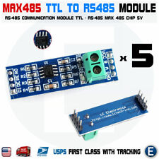 5pcs MAX485 RS-485 Converter TTL to RS-485 module for Arduino Raspberry pi USA