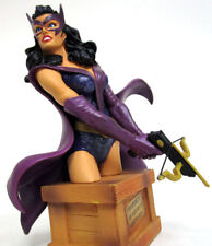 Dc Direct Women of the Dc Universe Mini Bust Huntress Terry Dodson Ver Mint Cond