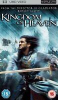 Kingdom of Heaven Sony PSP UMD Film **FREE UK POSTAGE!!**