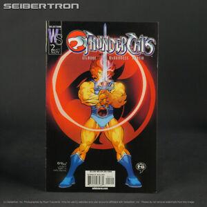 """THUNDERCATS #2 (of 5) """"Reclaiming Thundera"""" Wildstorm Comics 2002 200508A"""