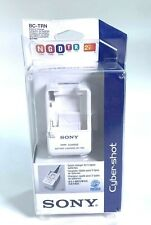 Sony Battery Charger For Cyber-shot BC-TRN Type N G D T R New Cybershot