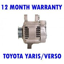 TOYOTA YARIS/VERSO 1.3 1.4 1.5 1999 2000 2001 2002 - 2005 ALTERNATOR