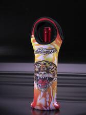 Ed Hardy Bottle Bag Single Neoprene-Christian Audigier-Motif: Tiger