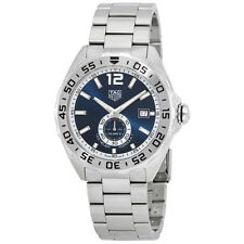 Tag Heuer Formula 1 Blue Sunray Dial Automatic Mens Watch WAZ2014.BA0842