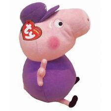 Ty Beanie Babies Peppa Pig -grandpa- 15cm Gift Bag
