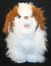 Interactive Dog Toy Fur Real Plush Puppy Dog