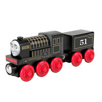 Thomas And Friends Wood Hiro Train Set NEW