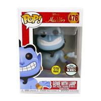 POP! Aladdin: Glowing Genie & Lamp Disney Specialty Funko Series