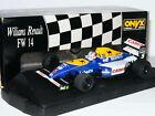 Onyx 119 Williams Renault FW14 Nigel Mansell 1/43