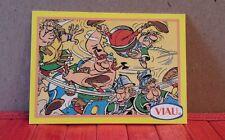 Asterix , la collection , Obelix , base card # 14, the Romans . Viau