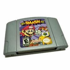 Nintendo 64 Game - Super Smash Bros (n64 US Version)