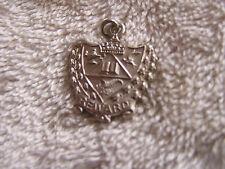 Vintage Pendant Spies Brothers  Sterling Silver Reward