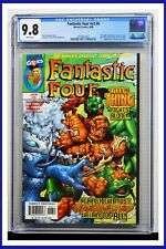 Fantastic Four #v3 #6 CGC Graded 9.8 Marvel June 1998 White Pages Comic Book
