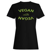 Vegan vegan carrots Ladies T-shirt/Tank Top hh265f