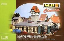 """Faller 294135 N - Lokschuppen """" Duderstadt """" NEU & OvP"""