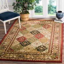 Safavieh Lyndhurst Traditional Oriental Indoor Outdoor Rug 8'x11' Red Tan Black