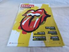 ROLLING STONES - Publicité de magazine / Advert !!! NO FILTER 1 !!!