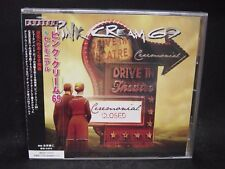 PINK CREAM 69 Ceremonial JAPAN CD Unisonic Place Vendome Tank Sunstorm Adagio