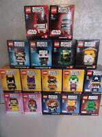 Lego Brick Headz - zum aussuchen - Neu & OVP