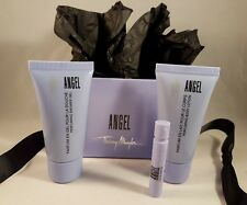 Thierry Mugler Angel travel size boxed gift set - Body Lotion, Shower Gel & EDP