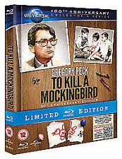 To Kill a Mockingbird [Limited Edition Digibook] [UK] [Blu-ray] [1962]