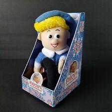 Gemmy Rudolph Dentist Animated Plush Hermey Misfit Toys Musical 2004 New Works