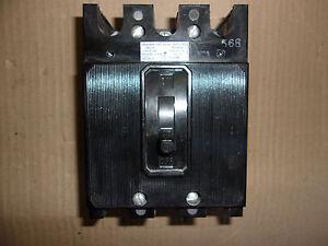 ITE EE3 EE3-B070 70 amp 3 pole circuit breaker EE3B070