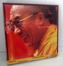 Dalai Lama Simple Monk HCDJ Tibet Sealed Biography Photos Morgan Writings Ideas
