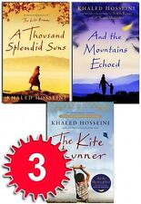 Khaled Hosseini 3 Books Collection Set And The Mountain Echoed, The Kite Runer
