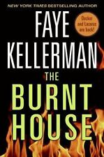 Decker/Lazarus Novels: The Burnt House 16 by Faye Kellerman (2007, Hardcover)
