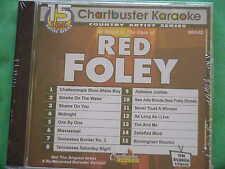 Red Foley~~Chartbuster Karaoke~90142~~Alabama Jubilee~~~Birmingham Bounce~~CD+G