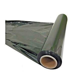 2 stretch shrink wrap Cast Strong Black Pallet Rolls Parcel Packing Cling Film